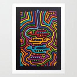 db3_1 Art Print