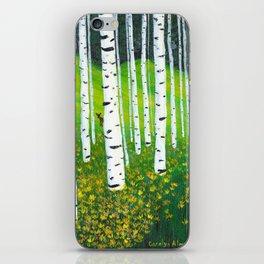 Mountain Meadow iPhone Skin