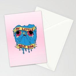 My Little Melt Dog Stationery Cards