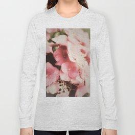 Heavenly Hydrangeas Long Sleeve T-shirt