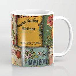 Canned in the USA Coffee Mug