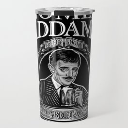 Macabre Lager Travel Mug