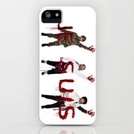 Je Suis  iPhone Case