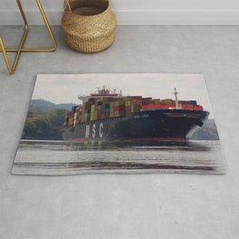 Cargo ship Rug