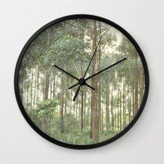 between the lines::uganda Wall Clock