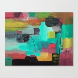 Abstract 78 Canvas Print