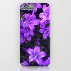 Violetta Blue iPhone 6s Slim Case