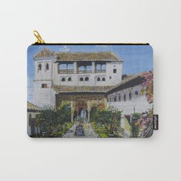 Palacio de Generalife Carry-All Pouch