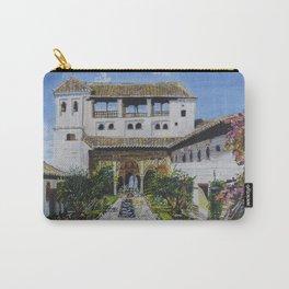 Palacio de Generalife Carry-All Pouch