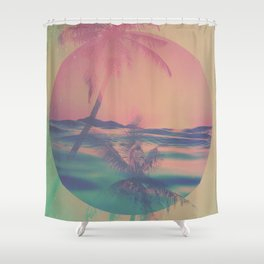 SOLSTICE II Shower Curtain