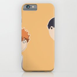 Kagehina iPhone Case