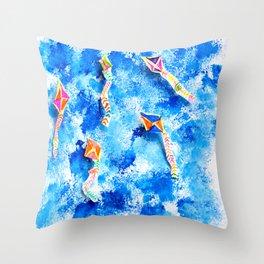 FREE SPiRiT KiTES | Fashion Kids Throw Pillow