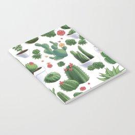 Succulent Cacti Notebook