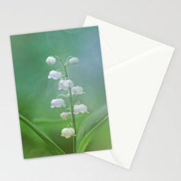 lily of the valley... Stationery Cards