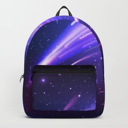 Space Comets Are Coming Backpack
