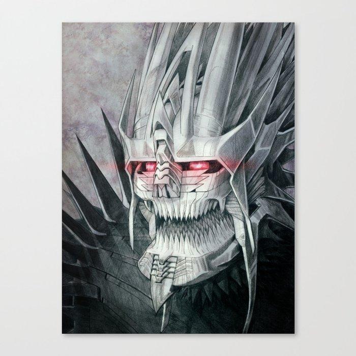 Vicis Capitis Canvas Print