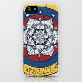 Venezuela Libre iPhone Case