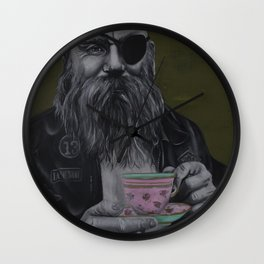 Otis Wall Clock