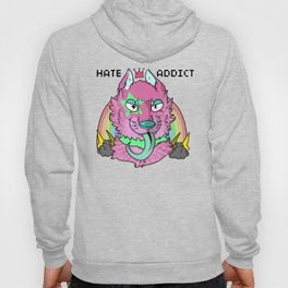 HATE ADDICT Hoody
