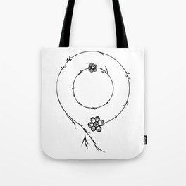 Flowers #1 Tote Bag