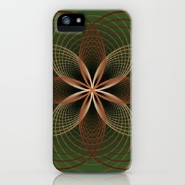 Alcaline Daze iPhone Case