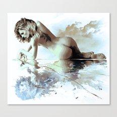 Blue Hour Canvas Print