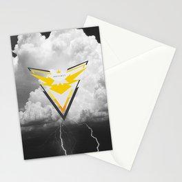 GO INSTINCT Stationery Cards