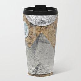 Pyramid Waters Travel Mug