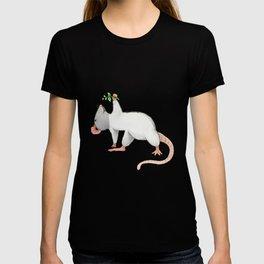 Yoga Rat, Day 4 T-shirt