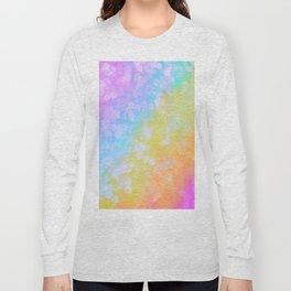 Rainbow Bubble Pop Long Sleeve T-shirt