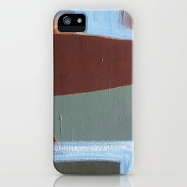 Working Harbour iPhone Case