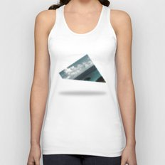 There's something wrong with the Triangle Unisex Tank Top