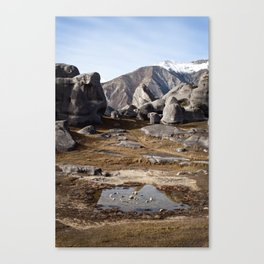 Castle Hill Canvas Print