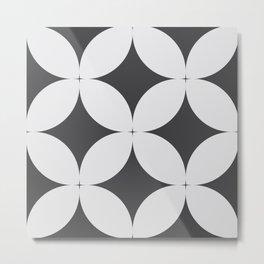 Pattern Tile 1.1 Metal Print