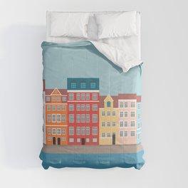 Nyhavn, Copenhagen, Denmark - South Comforters