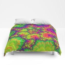 Mind Blown Comforters