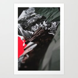 Lost Lands 03 Art Print