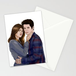 Hold Me - Stalia Stationery Cards