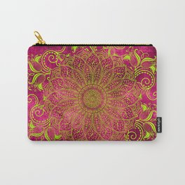 Pink lemon Carry-All Pouch
