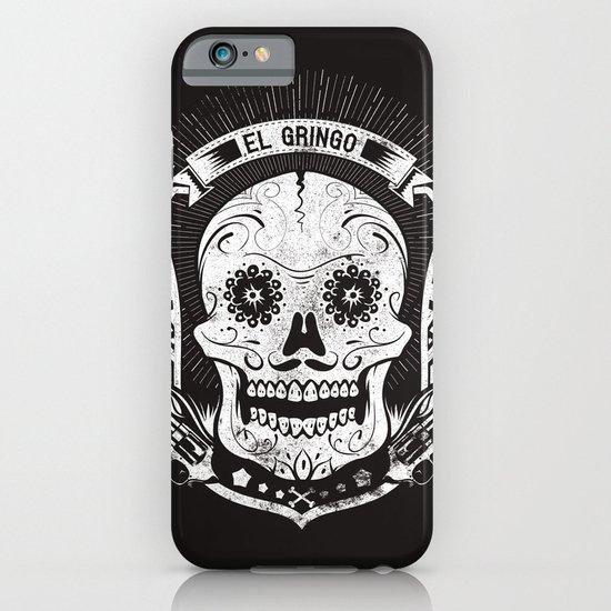 El gringo iPhone & iPod Case