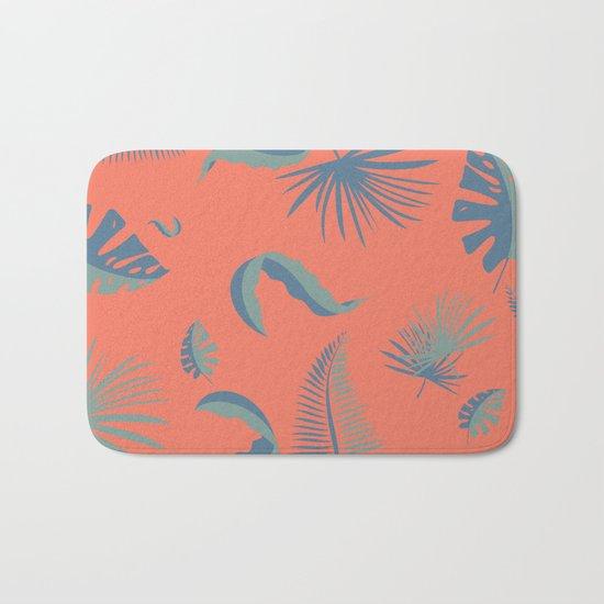 Palmtree Paradise Bath Mat