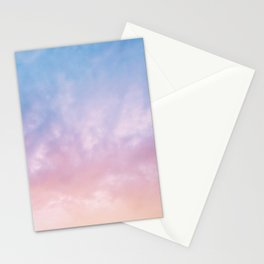 Pastel Sunset Dreams Stationery Cards