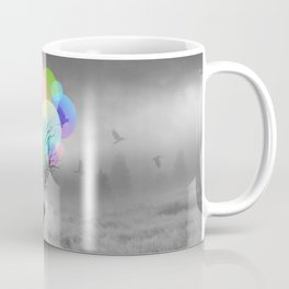 Calm Within the Chaos Coffee Mug