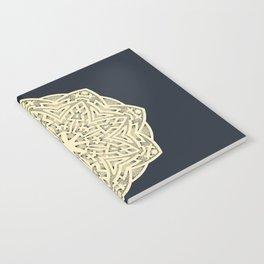 Mandala 4 Notebook