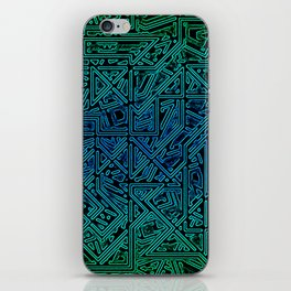 Bleen Grue iPhone Skin