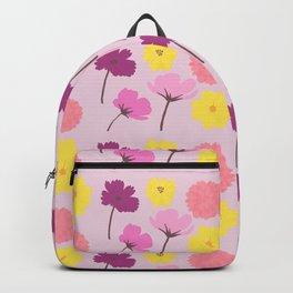 Pressed Flowers Backpack