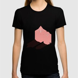 Patterned 5B T-shirt