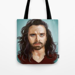 bucky with the good hair Tote Bag
