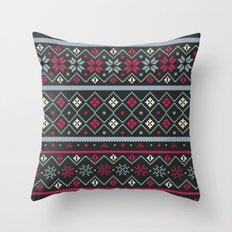 FairIsle Throw Pillow