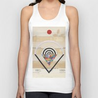 prism Tank Tops featuring Prism by Laurie McCall